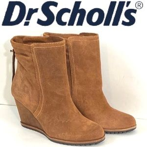 Dr Scholl's Women's Wedge Ankle Boots